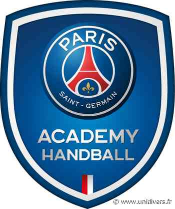 Annulé | PSG HANDBALL ACADEMY Le Bois du Lys lundi 26 avril 2021 - Unidivers