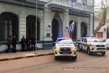 Seguridad Rural: Policía de Durazno inaugura local en Santa Bernardina - duraznodigital.uy