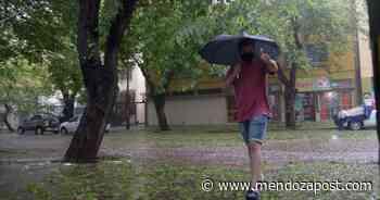 Alerta por fuertes tormentas en Potrerillos, San Rafael y Valle de Uco - mendozapost.com