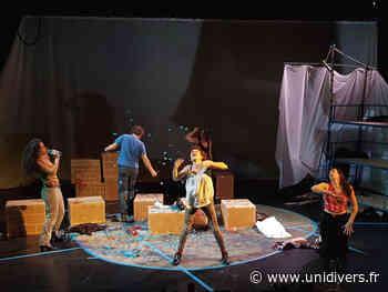 SAXIFRAGES Théâtre de l'Arlequin Morsang-sur-Orge - Unidivers