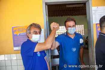 Prefeitos de Eusébio e Aquiraz são empossados nesta sexta-feira - O POVO