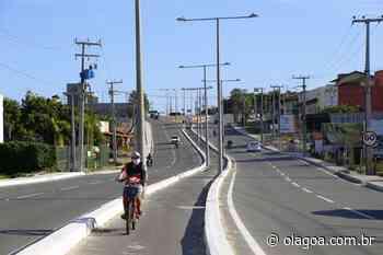 Duplicação da rodovia CE-025 que liga Fortaleza a Aquiraz é concluída - O Lagoa