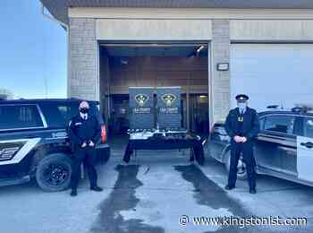 Joint investigation leads to seizure of drugs, weapons in Deseronto and Tyendinaga – Kingston News - Kingstonist