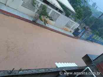 Chuva forte atinge região Sul do ES; Muniz Freire tem granizo - A Gazeta ES