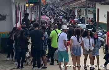 Alarma por masiva presencia de personas en Salento y Filandia - El Quindiano S.A.S.