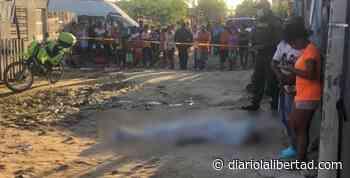 Atentado a bala en Sitionuevo, Magdalena dejó muerto al hijo muerto y herido al padre - Diario La Libertad