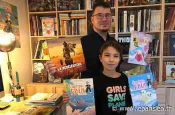 Tournan-en-Brie : l'éditeur de livres d'enfants Evalou s'adapte à la crise - Le Parisien