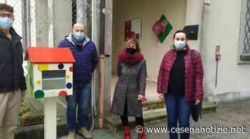 Savignano sul Rubicone, una casina per il bookcrossing installata dalla Consulta del Quartiere San Giovanni - CesenaNotizie.net - cesenanotizie.net