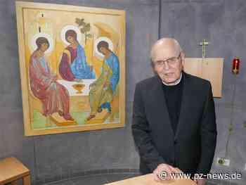Jeder neue Tag ist ein Geschenk: Pfarrer Joachim Grunwald wird 90 - Pforzheimer Zeitung