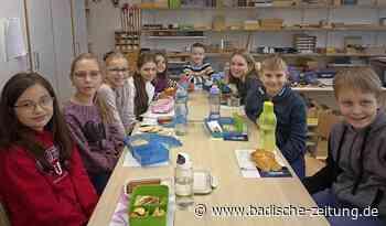Nachhaltigkeit an der Clara-Grunwald-Schule - Zisch-Texte - Badische Zeitung - Badische Zeitung