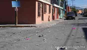 Por uso de pirotecnia dejan mucha basura ramosarizpenses - Periódico Zócalo
