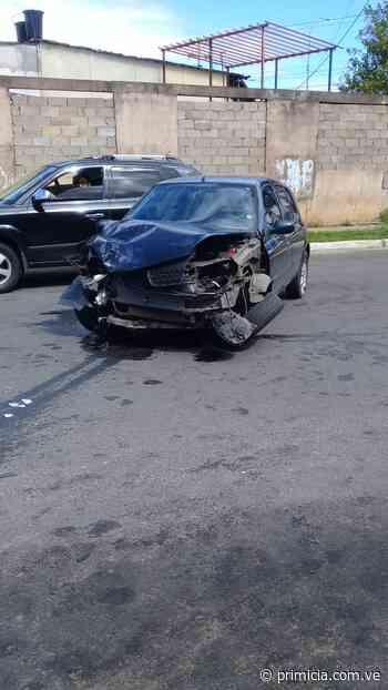 Accidente de tránsito en El Caimito deja un niño en estado grave - primicia.com.ve