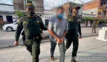 Por disputa de terrenos, hombre asesinó a su hermano en Landázuri - Caracol Radio