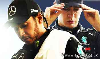 Lewis Hamilton 'has four demands' in Mercedes contract negotiations despite Russell threat - Express