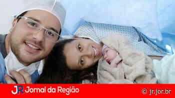 Primeiro bebê de Jundiaí nasceu no Hospital Pitangueiras - JORNAL DA REGIÃO - JUNDIAÍ