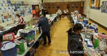 Generosity overflows for Norquay's Sleigh Bells program - Kamsack Times
