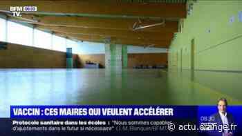 Covid-19: le maire du Raincy se dit prêt à mettre rapidement en place un centre de vaccination - Actu Orange
