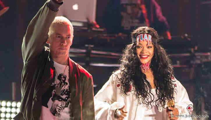 Eminem Explains His Past Rihanna Comment & Why He Publicly Apologized to Her in 'Zeus'