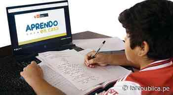 Lambayeque: más de 3.000 escolares en Ferreñafe deben recuperar clases LRND - LaRepública.pe