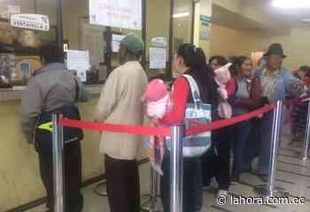 Pago de impuesto predial con descuento en Pelileo - La Hora (Ecuador)
