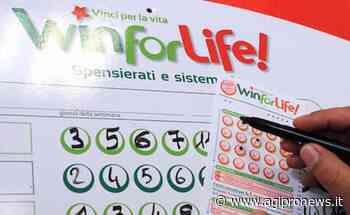 """Agipronews.it   Win for Life Classico, a Pratella (CE) un """"10"""" da 13mila euro - Agipronews"""