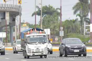 Alcalde de Samborondón anuncia que no existirá restricción vehicular en el cantón - Metro Ecuador