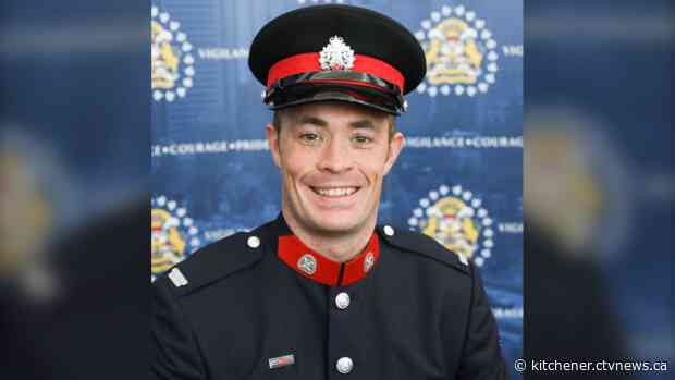 Hagersville, Ont., mourns fallen Calgary police officer with local roots - CTV Toronto