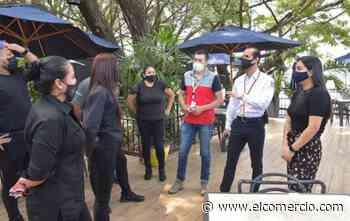 Samborondón autoriza fiestas en hoteles y salones de eventos con un máximo de 60 personas - El Comercio (Ecuador)