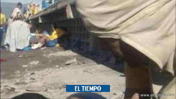 Continúa el motín en la cárcel de Tocuyito, en Venezuela - El Tiempo