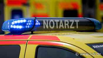 Uplengen: Mann bei Verpuffung von Spiritus schwer verletzt - NDR.de