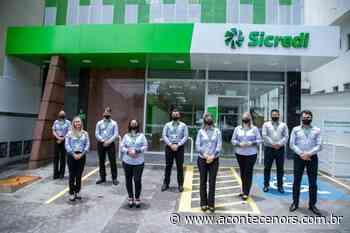 Sicredi Espumoso RS/MG inaugurou sua quarta agência em Minas Gerais, localizada na cidade de Varginha - Acontece no RS