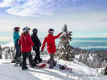 Lower Mainland ski hills see less traffic over winter holidays