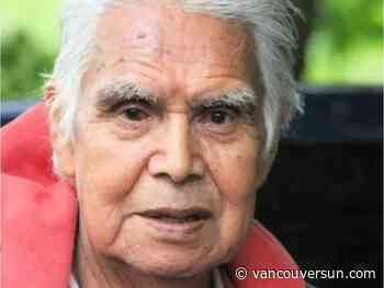 Hesquiaht elder Harry Lucas dies at age 80