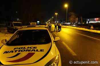 Echirolles : Les forces de l'ordre caillassées en intervenant pour un différend familial - ACTU Pénitentiaire