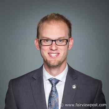 Peace River-Westlock MP looks back on 'crazy year' - Fairview Post