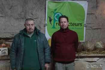 À Orry-la-Ville, père et fils cultivent des champignons selon la tradition - actu.fr