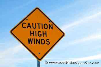 Environment Canada issues wind warning for east coast of Vancouver Island - North Island Gazette