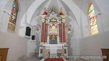 St. Mauritius in Bottendorf als Kirche des Monats gekürt - Thüringer Allgemeine