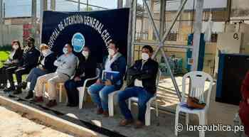 Cajamarca: entregan planta de oxígeno a Hospital de Apoyo Celendín LRND - LaRepública.pe