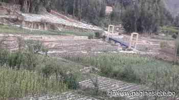 Fuerte granizo destruye cultivos en Betanzos, Potosí - Pagina Siete
