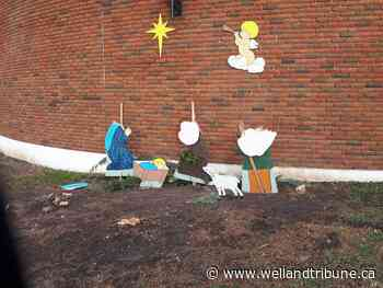Destruction of Port Colborne nativity scene 'appalling' and 'disgusting' - WellandTribune.ca