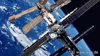 """20 Jahre nach der """"Mir"""": Kommt das Aus für die ISS?"""