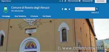 Il Comune di Roseto degli Abruzzi rinnova il proprio sito web - http://www.cittadiniditwitter.it/