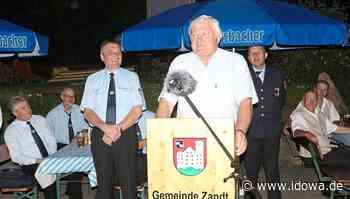 Das Jahr 2020 in Zandt - Die blühende Gemeinde - idowa