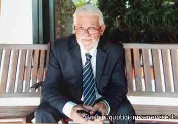 CIRIE'-VAUDA - L'addio al mitico prof Ezio Massa - QC QuotidianoCanavese