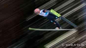 Bischofshofen-Qualifikation: Deutsches Skisprung-Duo fliegt hinterher
