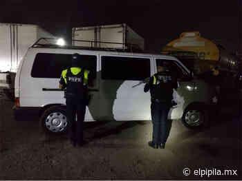 Fuerzas de seguridad recuperan camionetas robadas en Celaya y Cortazar - Gabriel Gutiérrez Rubio