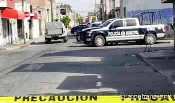 Persiguen a balazos y matan a hombre en el centro de Cortazar - Zona Franca