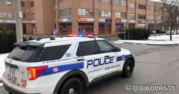 Man seriously injured after assault at Mississauga plaza