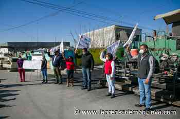 Continúa Chema Morales recarpeteo en Ramos Arizpe - La Prensa De Monclova